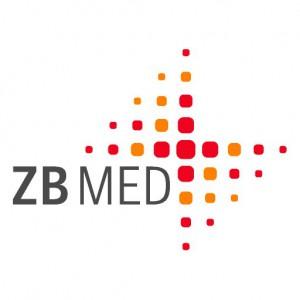 Logo der ZB MED