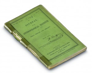 Buch aus der Bibliothek Hermann Schaaffhausens