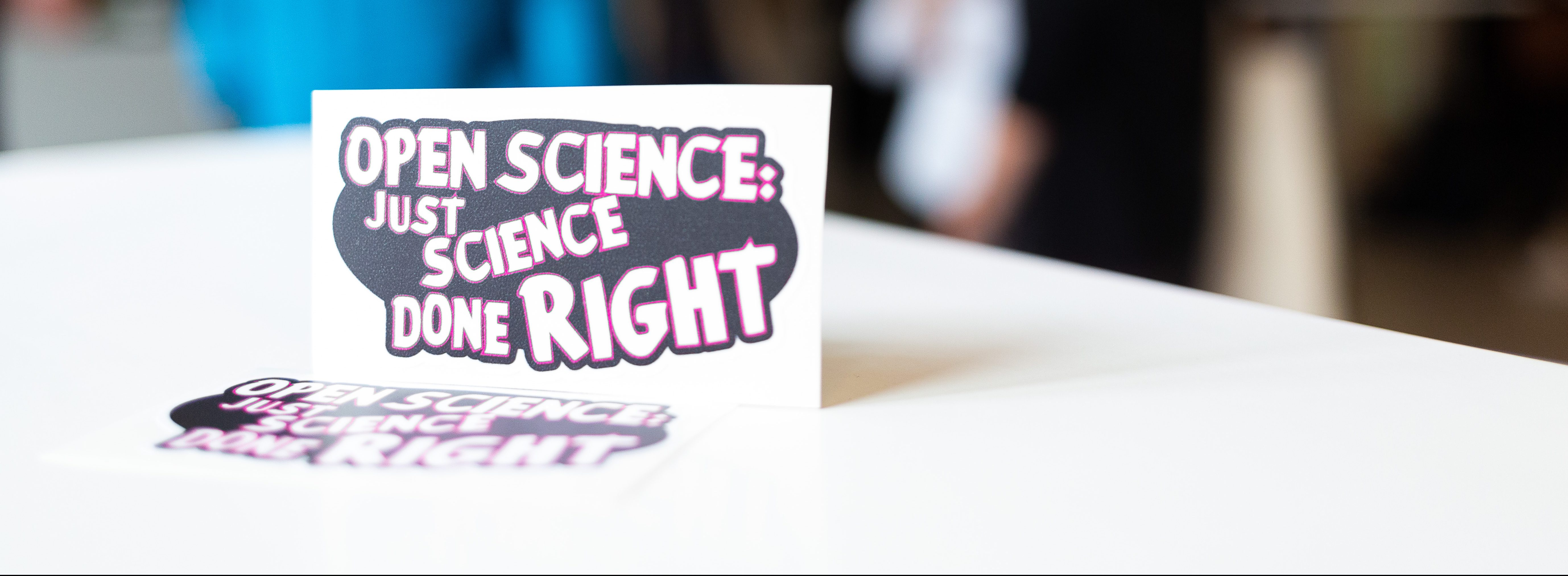 "Read more about the article ""Open science: just science done right"" – Auftaktveranstaltung zum Fellow-Programm ""Freies Wissen"""