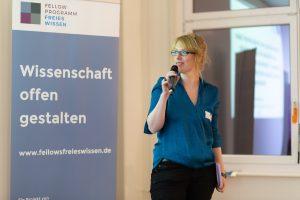 Eva Seidlmayer, ZB MED - Informationszentrum Lebenswissenschaften
