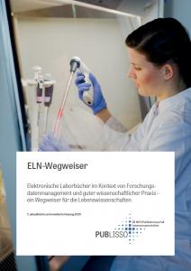 Titelseite ELN-Wegweiser zweite Auflage