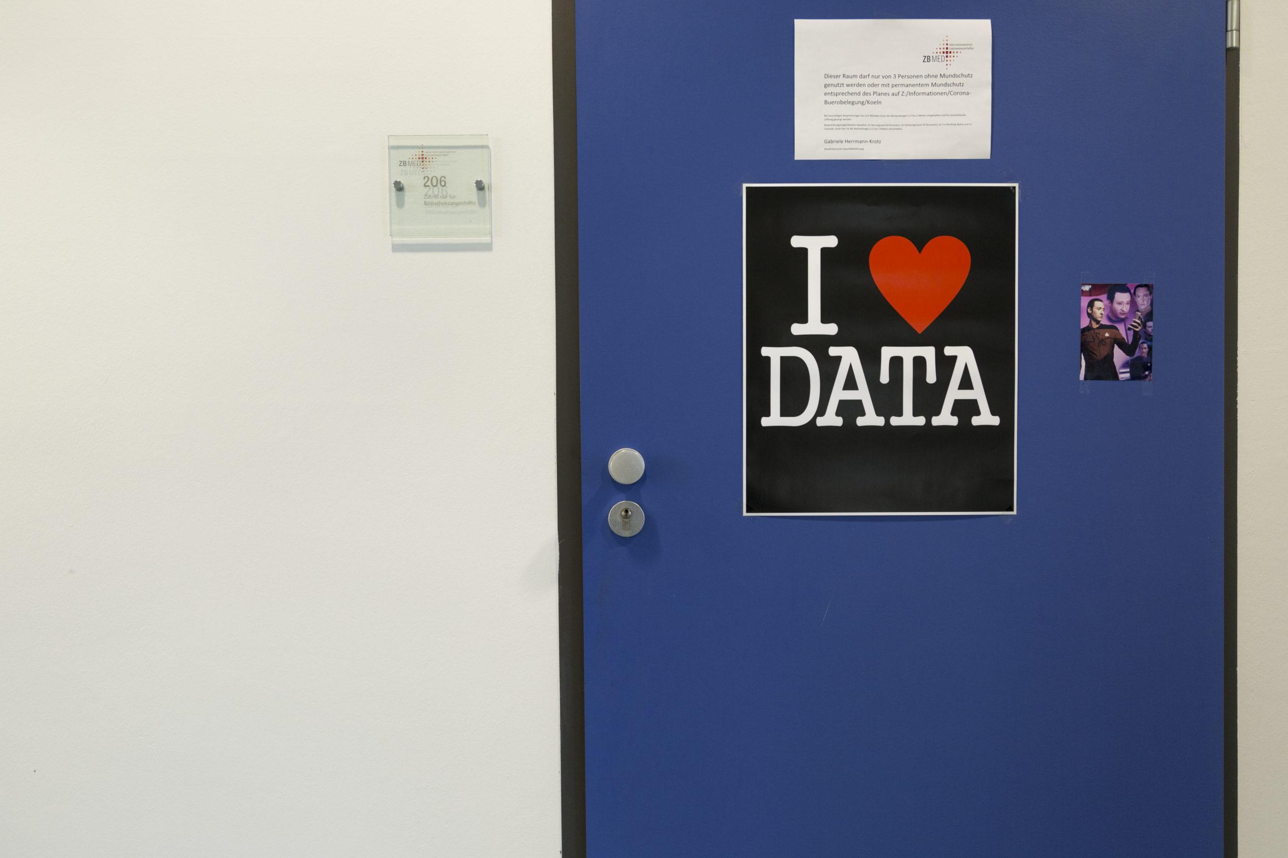 Read more about the article Data Librarian – ein neues Berufsbild und seine Tätigkeiten